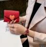 Ví cầm tay nữ  ESME ES017 Love Bird
